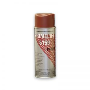 Flat Red Oxide Rust Inhibitor Aerosol Metal Primer - PrimeLife 5150™