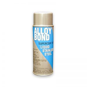 Gray Stainless Steel Spray Paint for Industrial Automotive Marine Parts SuperCoat-316L™