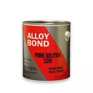 Primer for Covering Oil and Grease Contaminated Metal - Prime Solution 5250 Series