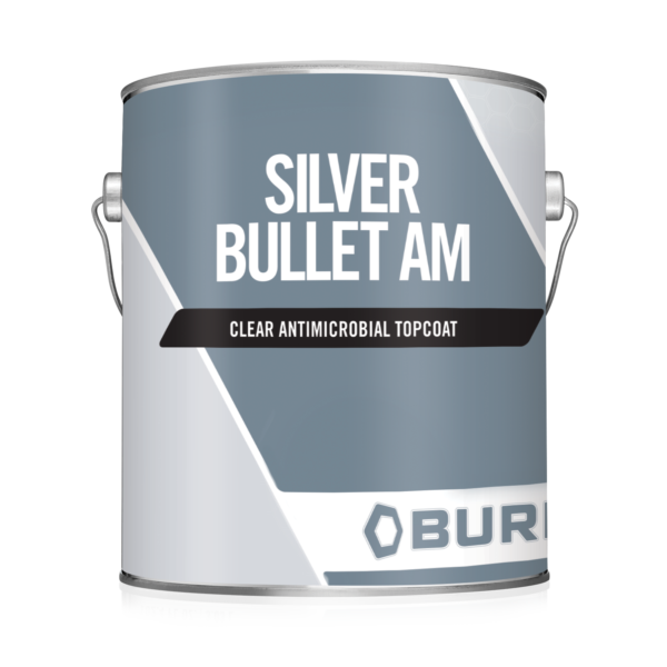 Silver Bullet AM Clear Antimicrobial Topcoat